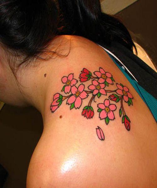 Tribal Shoulder Tattoos Ellegant Tattoo Desings   Vogue Ideas
