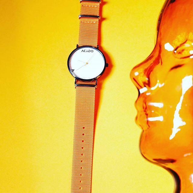 Weird #aciigo #orange #paris #parisian #montre #relojes #montres #guardare #timepiece #timepieces #instawatch #instastyle #lifestyle #lifestyleblogger #swagger #womanfashion #manfashion