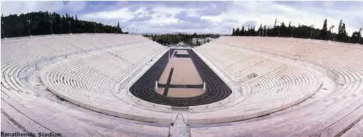 1896 Olympic Stadium - Athens, Greece Gonna run here!