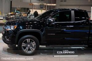 2015 Chevrolet Colorado is picked as Cars.com Best Pickup Truck!