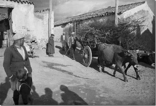 Sardinia before turism