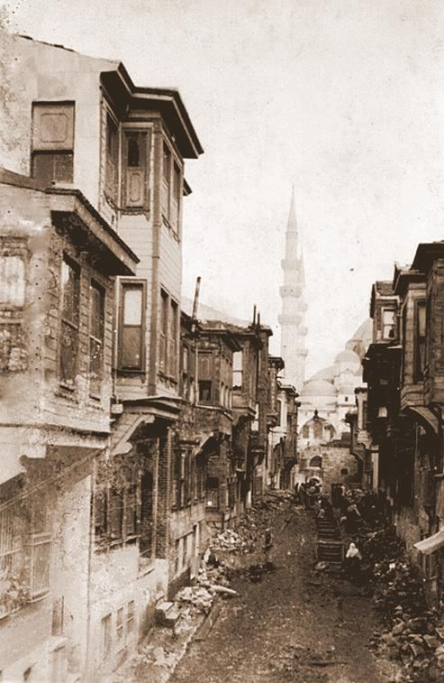 Süleymaniye, 1930'lar.