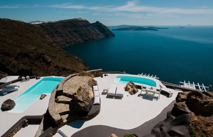 Aenaon Villas | Santorini