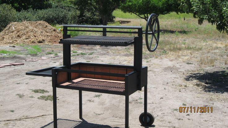 10 best images about outdoor cooking on pinterest - Barbecue argentin ...