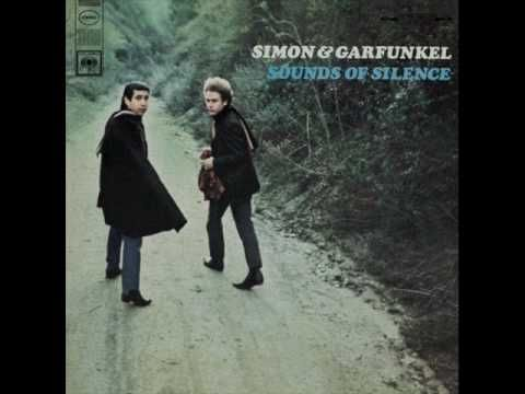 I AM A ROCK! Simon & Garfunkel - My Mantra when I am sad, this song gives me the strenght to get thru the hard times - a rock feels no pain....
