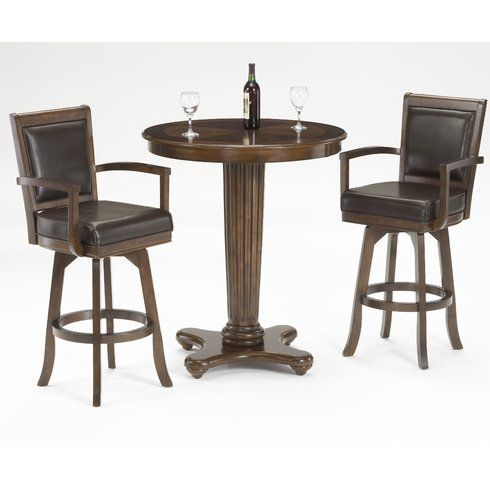 Kilkenny 3 Piece Pub Table Set