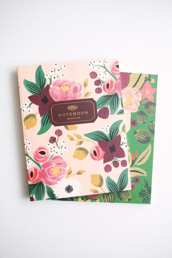 Fall Vintage Notebook