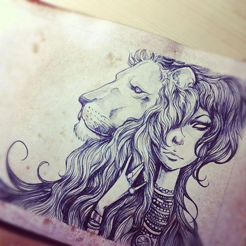 Talk about Inspiring! This artist / illustrator is crazy talented - Alice Savage