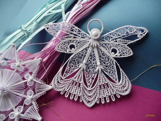 2365 besten quilling crafts bilder auf pinterest for Big quilling designs