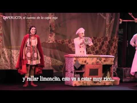 BATIR Y BATIR - Caperucita, el cuento de la capa roja  Una obra divertidísima de la Ratonera, si teneis ocasión de ir a verla no la dejéis pasar! Una adaptación muy hábil.