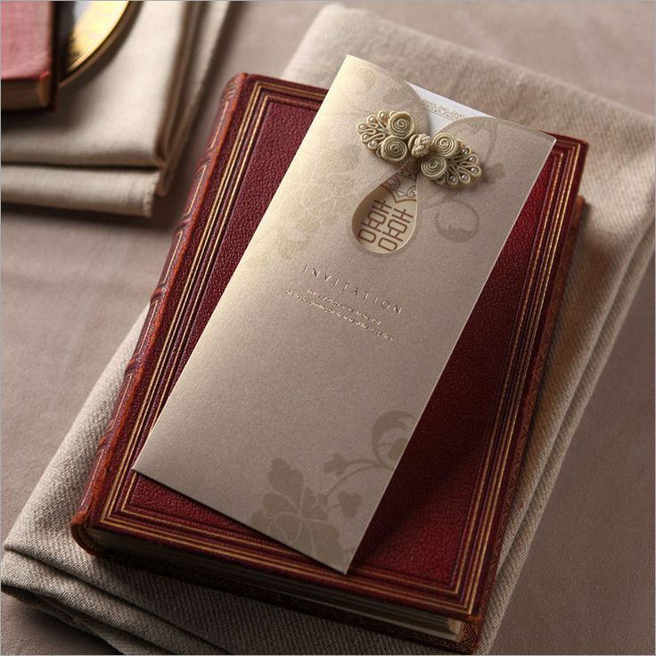 chinese wedding invitation card in malaysia%0A Free Shipping Classic Chinese style Wedding invitations Cards gold  cheongsam invitation cards