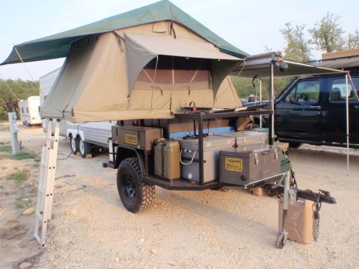 Simple Jeep Trailer Built By Customer  2nd Dinoot Sold