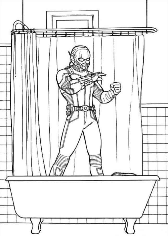 Ant Man Yellowjacket Coloring Pages In 2020 Avengers Coloring Pages Avengers Coloring Cool Coloring Pages