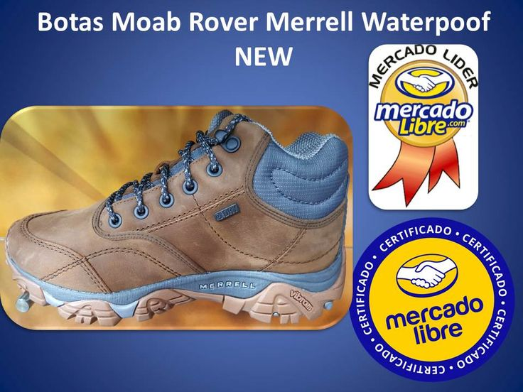 Deportivos Fair Play: Tenis - Zapatos Merrell Moad Rover Waterproof New