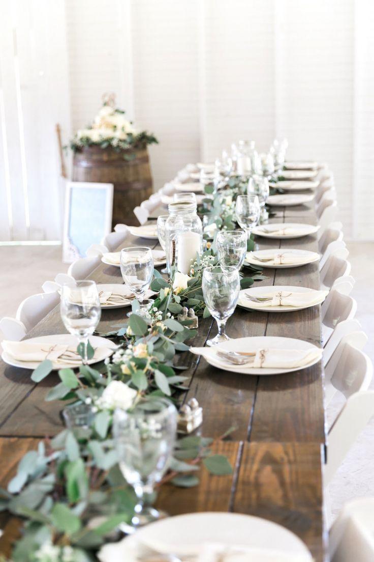 Fresh Centerpieces Tables