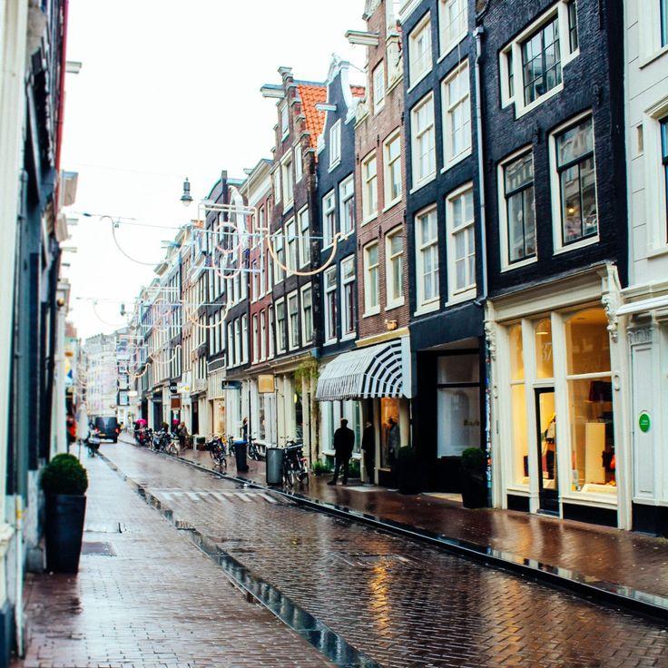 Amsterdam   via O'More College of Design's @Lauren Davison Davison Zwanziger   TheTransatlantic blog :: Lauren is one of the most popular pinners in the world