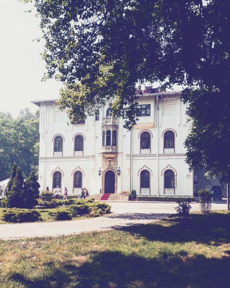 Palatul Stirbei.