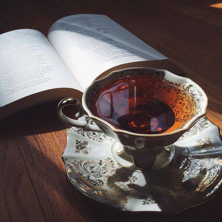 Чай чашка картинки из книги