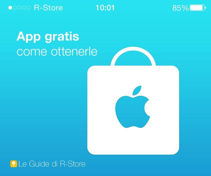 """Ottenere app gratuite è semplicissimo, basta seguire 3 passaggi:  1 - Apriamo App Store 2 - Scarichiamo l'app """"Apple Store"""" 3 - Apriamola, e scorrendo la prima scheda troveremo l'offerta di questo periodo su Waterlogue, un'app che normalmente dovreste acquistare, ma che ora otterrete GRATIS.  Ogni tanto basterà dare un'occhiata all'app per scoprire nuove offerte. Buon download!"""