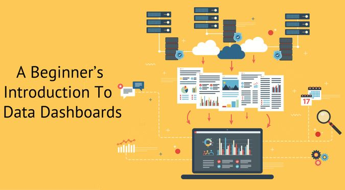 Introduction To Data Dashboards - Definition, Examples & Templates #Technology