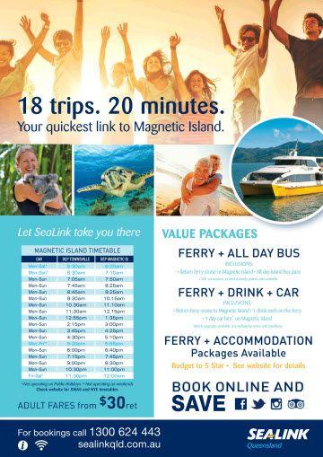 Magnetic Informer Visitors Guide : Magnetic Island Informer Guide 2017, Page 6
