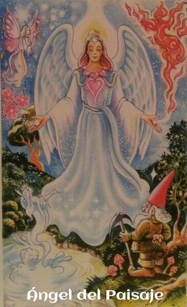Angel del Paisaje