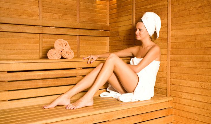 8 Best Sauna Tips Amp Tricks Images On Pinterest Saunas