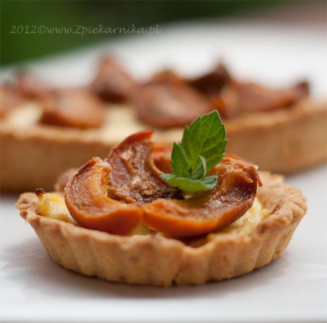 Apricot tart | Pies, Tarts & Cobblers | Pinterest
