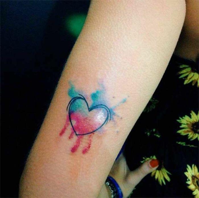 1001 Ideas De Diseños De Tatuajes De Corazones Tatuajes