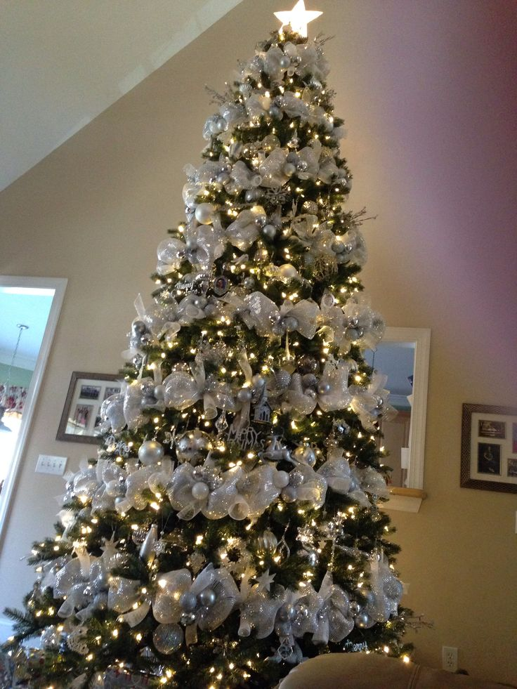 12 Ft Slim Artificial Christmas Tree