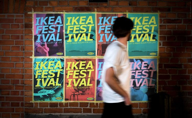 IKEA Festival at FuoriSalone 2017 Milan Lambrate - news, details and events