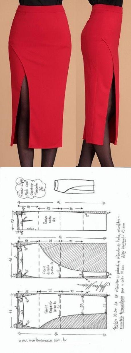576 best patronaje images on Pinterest | Sewing patterns, Patron de ...