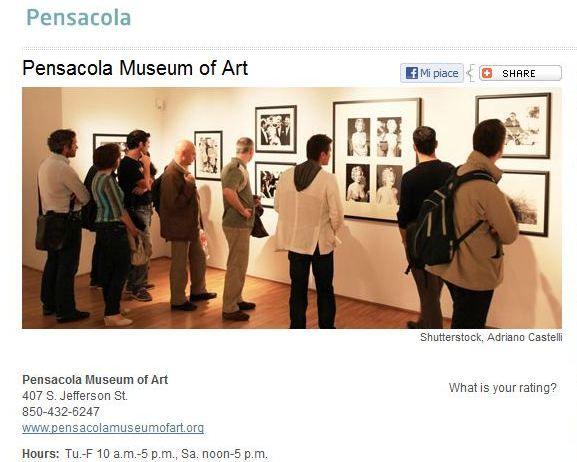 Pensacola Museum of Art -- Adriano Castelli/Shutterstock