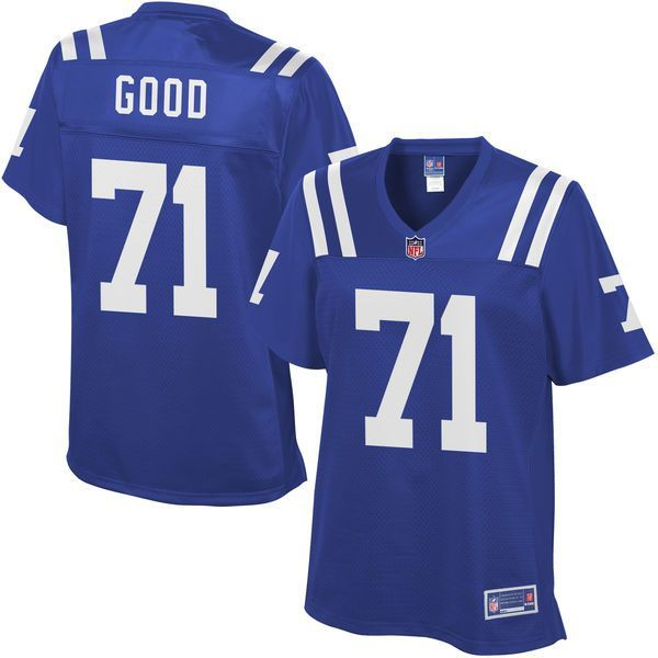 ... Black - 99.99 Womens Indianapolis Colts Denzelle Good NFL Pro Line Team  Color Jersey - 99.99 ... b3375fa84