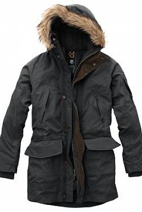 Timberland Men's Earthkeepers® Wilmington Long Snorkel Jacket
