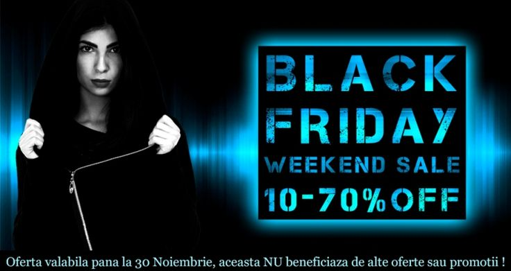 Up to 70& OFF !! Go Go Go !!  http://rohboutique.ro/black-friday/