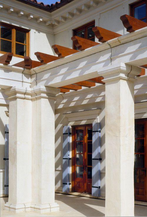 Virginia estate by AHMANN Architectural Services.