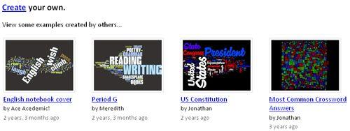 Wordle Nine Excellent (Yet Free) Online Word Cloud Generators
