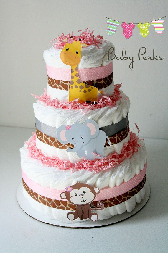 Baby Girl Jungle Theme Baby Shower Part - 24: 328 Best Party Time! Baby Shower Themes Images On Pinterest | Baby Shower  Themes, Party Time And Events