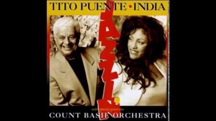 Tito Puente & India  Cuando Vuelva a Tu Lado