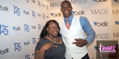 Interview: Cam Newton is MADE at Belk