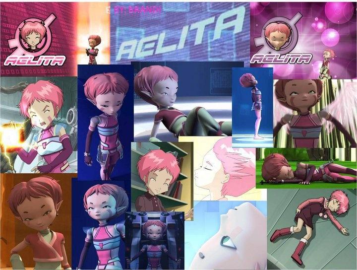 Le gustaría todas las imágenes de Aelita en tu muro?? RT si te gustan tener!! :)