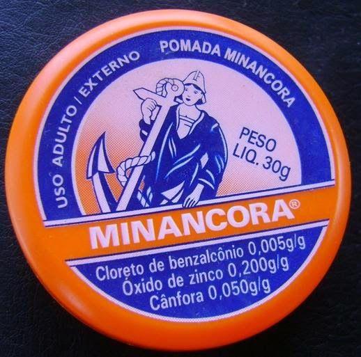 Blog da Thaty Rocha: Quais são os benefícios da pomada MINANCORA?  Bom ...