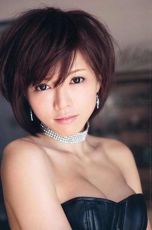 Asian Hairstyle Alluring 77 Best Asian Hair Images On Pinterest  Faces Hair Ideas And Short