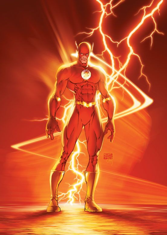 FLASH #207 by Michael Layne Turner