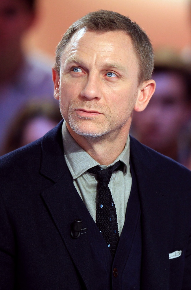 Daniel Craig's Birthday: 'Skyfall' Actor Turns 45 (PICTURES)