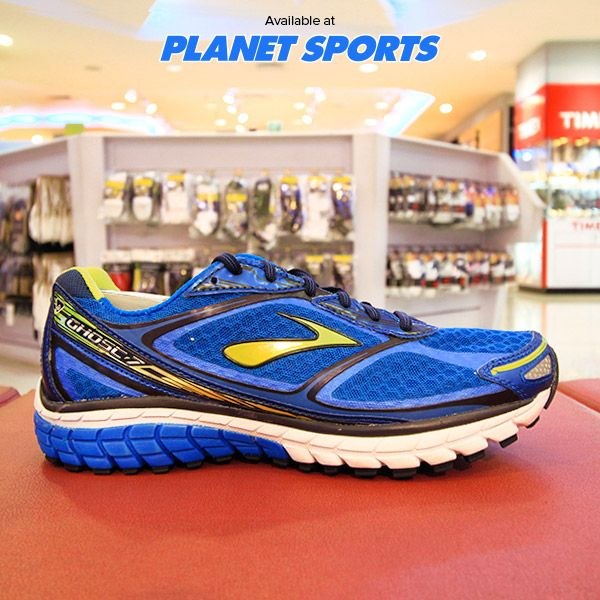 Brooks Ghost 7 with BioMoGo DNA for smoot ride available at Planet Sports. Rp 1.699.000 #brooks #planetsports #ghost7 #runningshoe #run #running #active