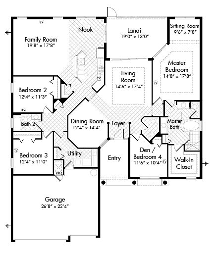 10 Best Images About Lennar Floor Plans On Pinterest 3