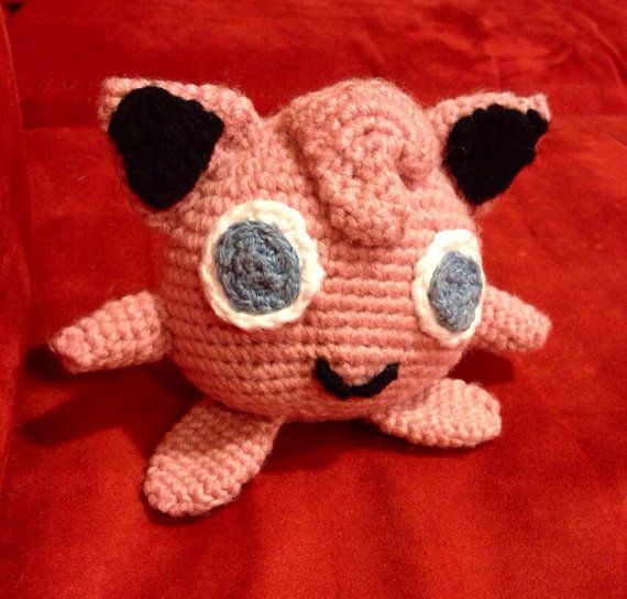 Amigurumi Jigglypuff Pattern : 1000+ images about Gotta Catchem All! on Pinterest ...