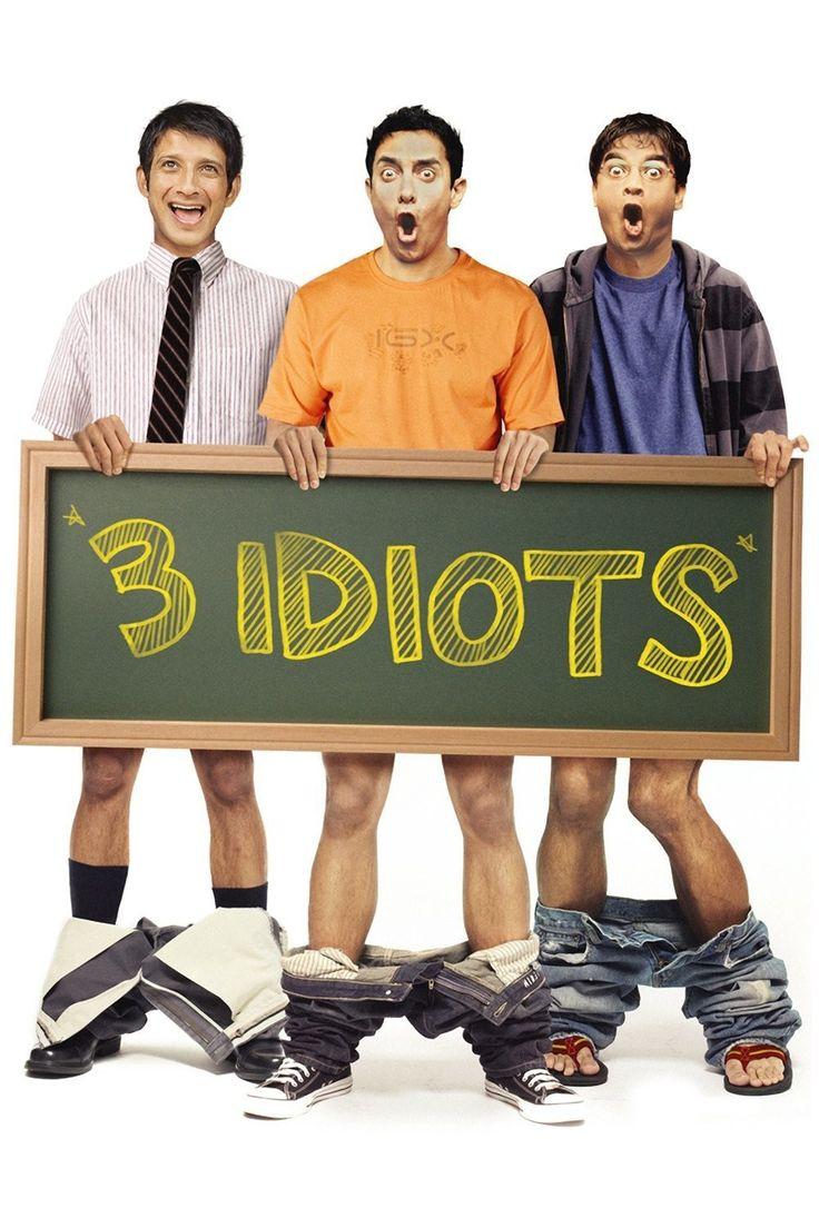 3 Idiots (2009) - Filme Kostenlos Online Anschauen - 3 Idiots Kostenlos Online Anschauen #3Idiots -  3 Idiots Kostenlos Online Anschauen - 2009 - HD Full Film - Sei nicht blöd sei ein Idiot! Unter diesem Motto verbringt Rancho sein Studium an einem Elite-College für angehende Ingenieure.